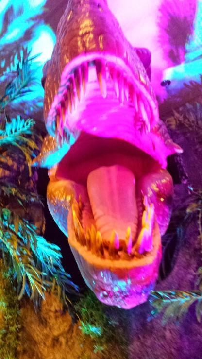 Your friendly neighbourhood T-Rex