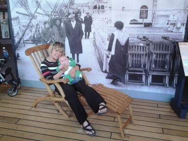 Replica Titanic Lounge Chair