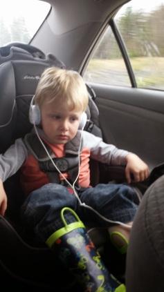 Magic headphones