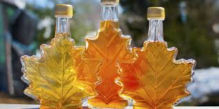 mmmmmmmmaple syrup capital!