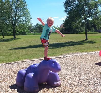 Dino Yoga?