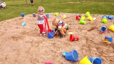 Giant Sand Box