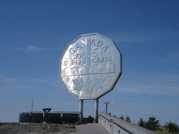 Sudbury's Giant Nickel