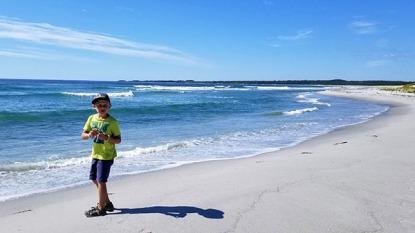 sm explore beach